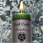 Fast Cash Wicked Witch Candle