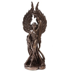 THE MORRIGAN (Bronze)