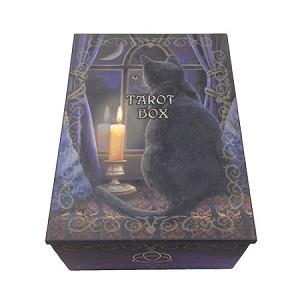 BLACK CAT TAROT BOX