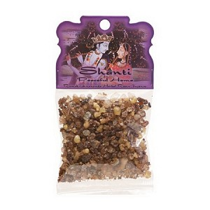 SHANTI RESIN INCENSE