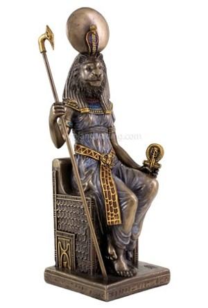 SEATED SEKHMET