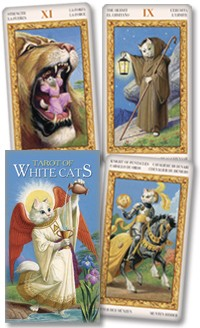 TAROT OF THE WHITE CAT
