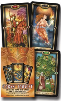 EASY TAROT  Learn to Read the Cards Once and For All!