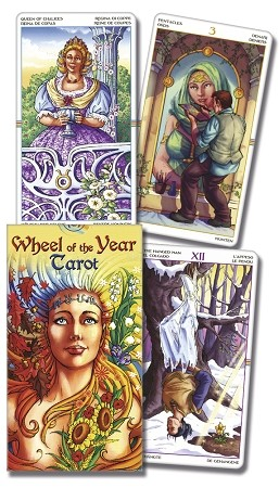 THE WHEEL OF THE YEAR TAROT