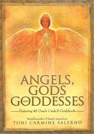 ANGELS, GODS & GODDESSES DECK