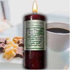 HOME BLESS AFFIRMATION CANDLE