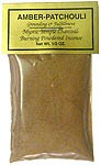ROYAL AMBER POWDER (Amber Patchouli)