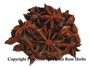 ANISE, STAR POD Certified Organic & Kosher Certified 1 OZ