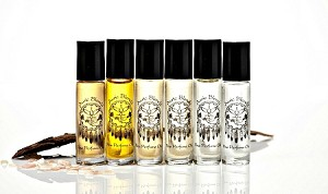 PATCHOULY PERFUME OIL