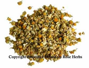 CHAMOMILE FLOWERS Certified Organic & Kosher Certified  1 OZ