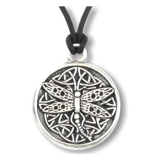 Celtic Wisdom Dragonfly