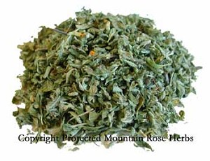 DAMIANA LEAF Certified Organic & Kosher Certified 1 OZ