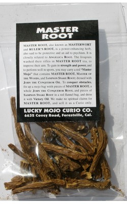 MASTER ROOT PIECES (small package)