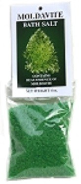 MOLDAVITE BATH SALTS