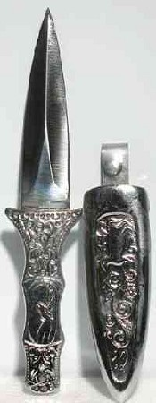 ATHAME: SILVER COATED