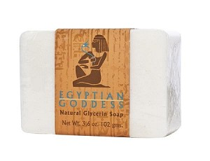 EGYPTIAN GODDESS SOAP