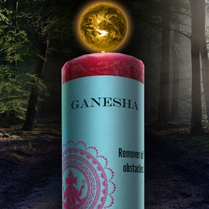 GANESHA WORLD MAGIC PILLAR